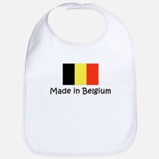 Made in Belgium Bib