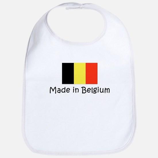 Made in Belgium Bib