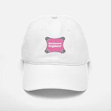 Pink Screw Loose Baseball Baseball Cap