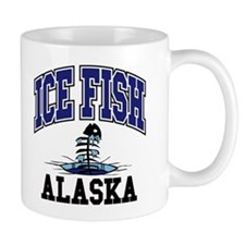 Ice Fish Alaska Mug