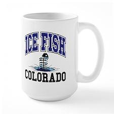 Ice Fish Colorado Mug