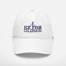 Ice Fish Colorado Baseball Baseball Cap