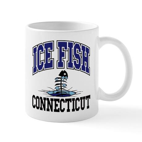 Ice Fish Connecticut Mug