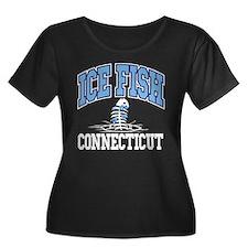 Ice Fish Connecticut T