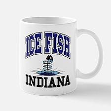 Ice Fish Indiana Mug