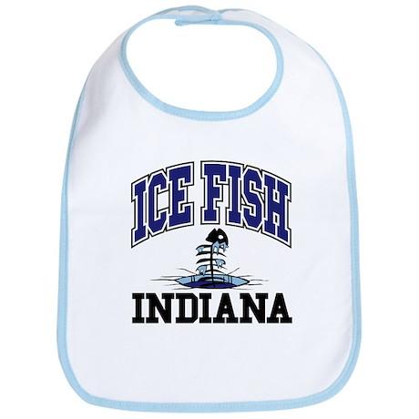 Ice Fish Indiana Bib