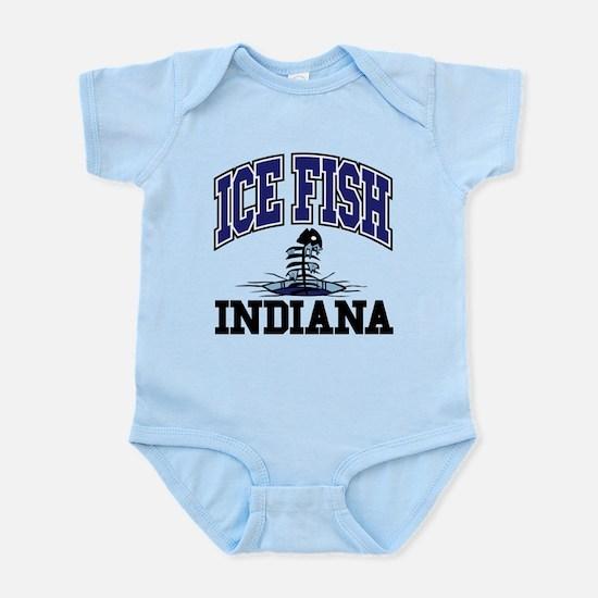 Ice Fish Indiana Infant Bodysuit
