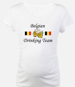 Belgian Drinking Team Shirt