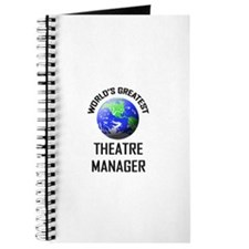 World's Greatest THEATRE MANAGER Journal