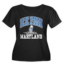 Ice Fish Maryland T