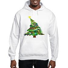 Merry Christmas Tree - Hoodie