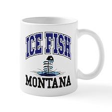 Ice Fish Montana Mug