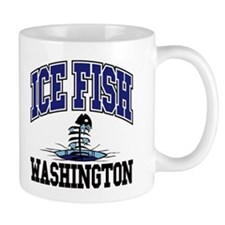 Ice Fish Washington Mug