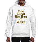 Bag of Weird Hooded Sweatshirt