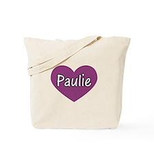 Paulie Tote Bag