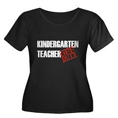 Off Duty Kindergarten Teacher T