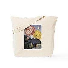Water Lilies Art Tote Bag