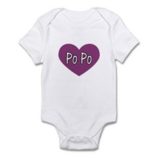 Po Po Infant Bodysuit