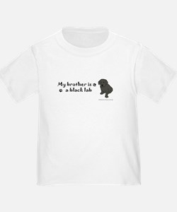 black lab gifts T