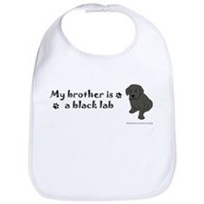 black lab gifts Bib
