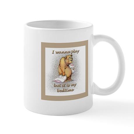Bedtime Bear Mug