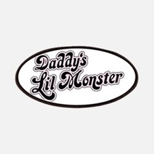 Inspiration Text - Daddy's Lil Monster P Patch