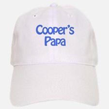 Cooper's Papa Baseball Baseball Cap