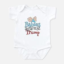Babies Against Trump Onesie