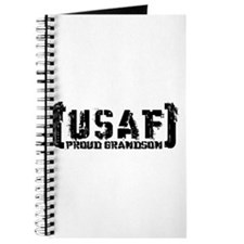 Proud USAF Grndson - Tatterd Style Journal