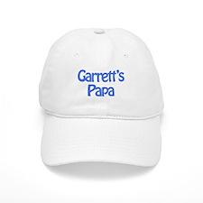 Garrett's Papa Baseball Cap
