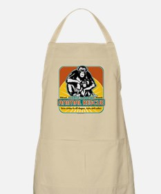 Animal Rescue Chimpanzee BBQ Apron