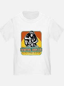 Animal Rescue Chimpanzee T