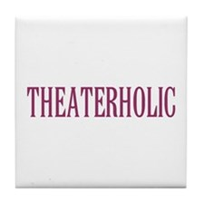 Theaterholic Tile Coaster