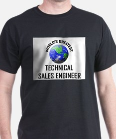 World's Greatest TECHNICAL SALES ENGINEER T-Shirt