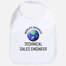 World's Greatest TECHNICAL SALES ENGINEER Bib