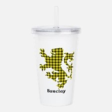 Lion - Barclay dress Acrylic Double-wall Tumbler