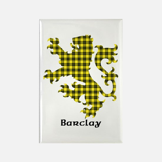 Lion - Barclay dress Rectangle Magnet