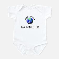 World's Greatest TAX INSPECTOR Infant Bodysuit