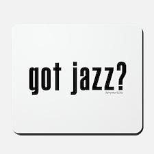 got jazz? Mousepad