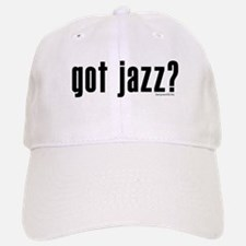 got jazz? Baseball Baseball Cap