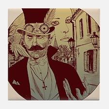 New Orleans Dracula Tile Coaster
