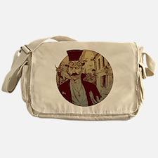 New Orleans Dracula Messenger Bag