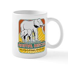 Animal Rescue Elephants Mug