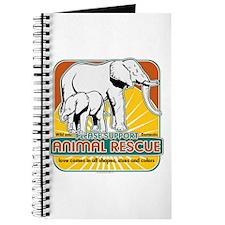 Animal Rescue Elephants Journal