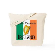 Giants Causeway Ireland T Shi Tote Bag