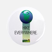 "TOP Hike Everywhere 3.5"" Button"