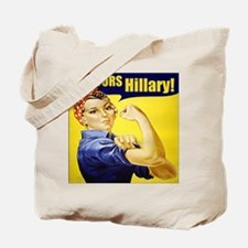 Up Yours Hillary Tote Bag