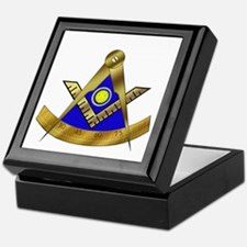 Past Master with Square Keepsake Box