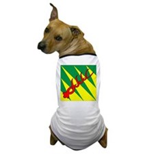 Outlands War Ensign Dog T-Shirt