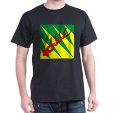 Outlands War Ensign Dark T-Shirt